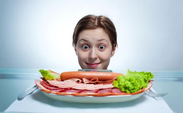 cách khống chế thèm ăn cho bạn