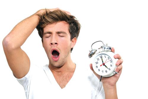 Mất ngủ cũng là biểu hiện của mãn dục nam