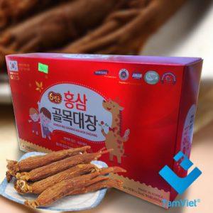 Red-Ginseng Kolmok-Daejang