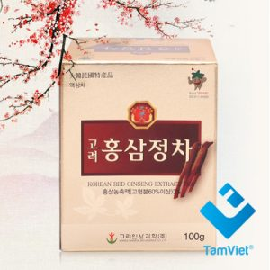 bio-science- red-ginseng extract-tea