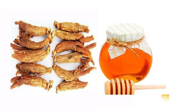 cách bảo quản nhân sâm khô ngâm mật ong