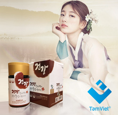 Cao hồng sâm Daedong Hàn Quốc
