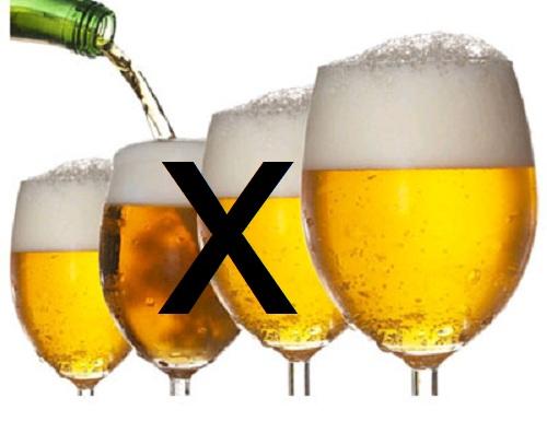 Hạn chế sử dụng bia rượu khi đang đói